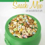 Leprechaun Snack Mix