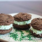 Oreo Ice Cream Sandwich Cookies