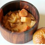 Simple Crock Pot Beef Stew