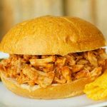 {Crock Pot} Dr. Pepper Pulled Pork Sandwiches