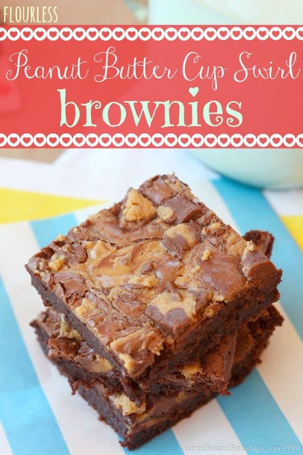 Flourless-Peanut-Butter-Cup-Swirl-Gluten-Free-Brownies-1-title