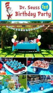 drseussbirthdayparty