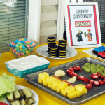 Easy Lego Birthday Party Ideas