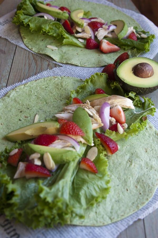 chicken_strawberry_salad_wrap