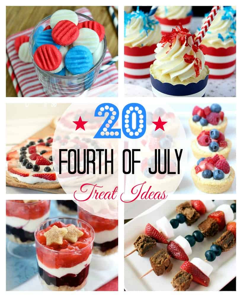 20 Best Fourth of July Treats