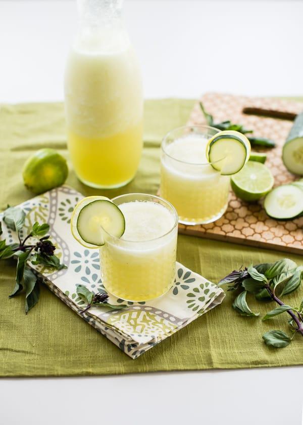 Summery-Cucumber-Lime-Basil-Slushies