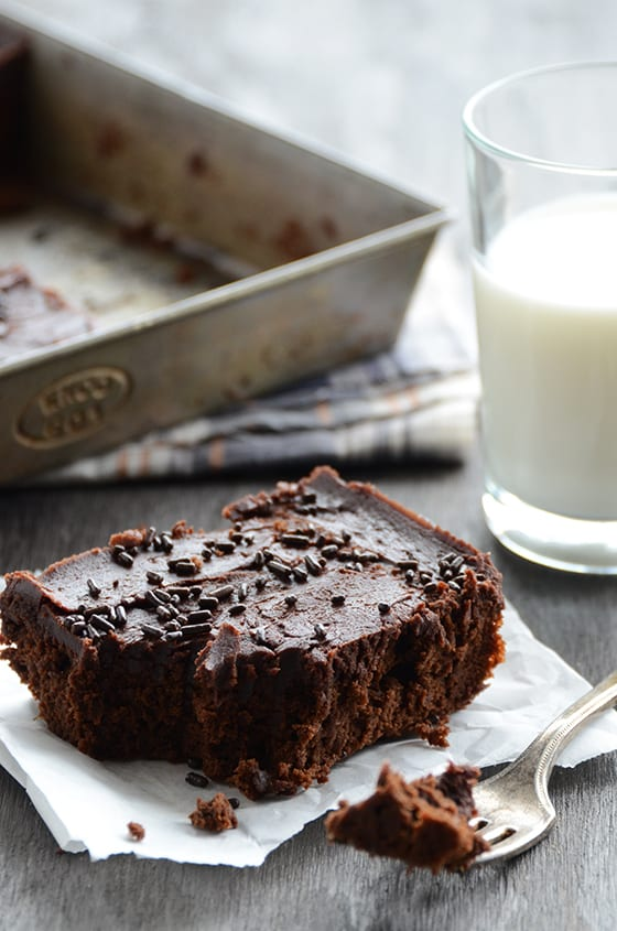 Bakery-Style Frosted Brownies