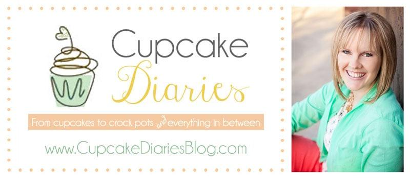 Alli at Cupcake Diaries