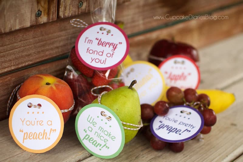 Lunch Box Fruit Notes