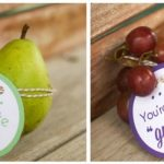 Lunch Box Fruit Notes – FREE Back-to-School Printable