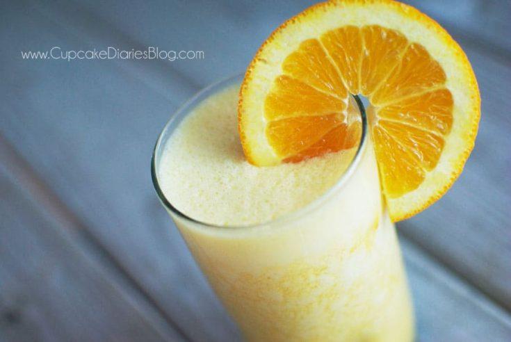 Orange Julius (Just Like the Mall!)
