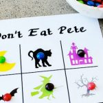 "Halloween ""Don't Eat Pete"" Printable Game {30 Days of Halloween – Day 5}"