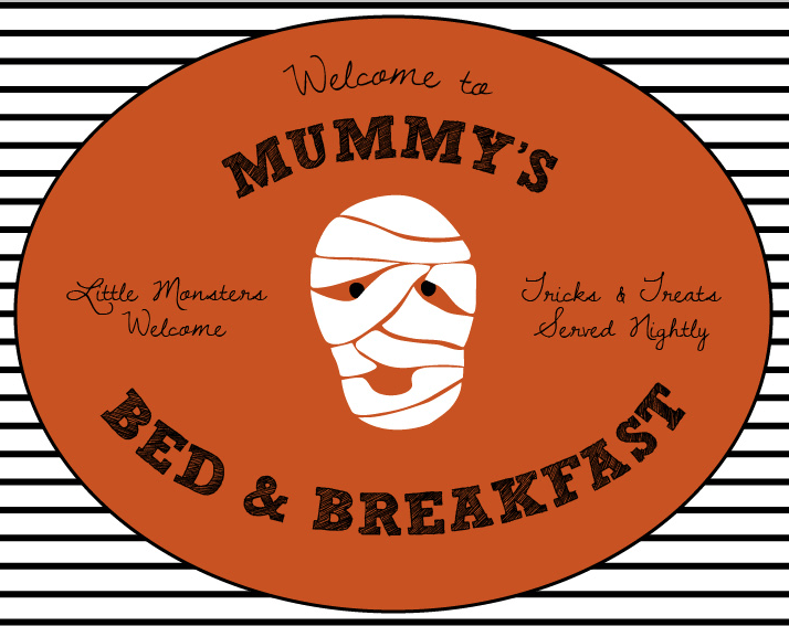 mummysbedandbreakfastprintable