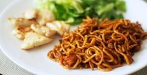 Tasty Bite Pad Thai & Kung Pao