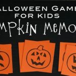 Printable Halloween Games for Kids {30 Days of Halloween – Day 9}