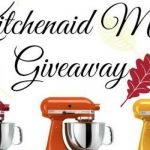 """Here Comes Fall"" KitchenAid Giveaway!"