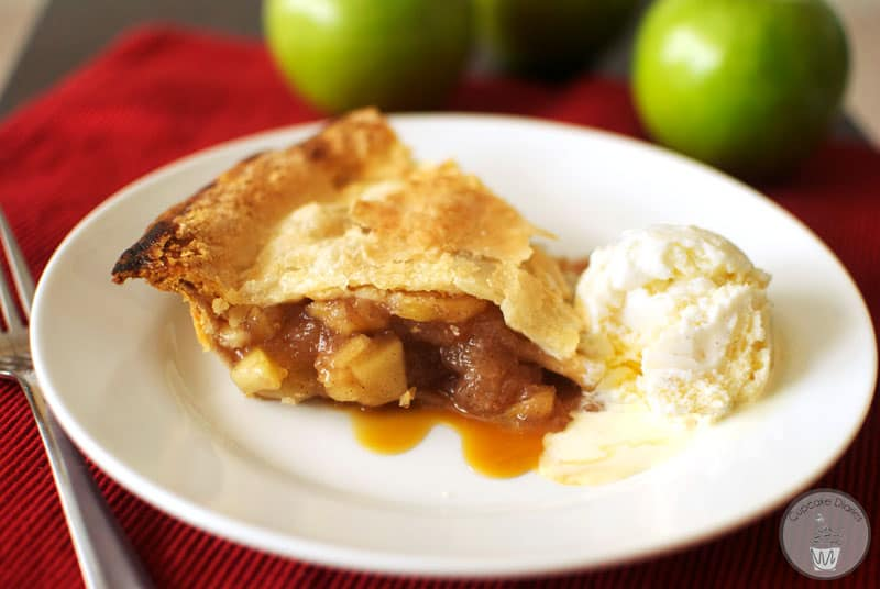 Semi-Homemade Apple Pie