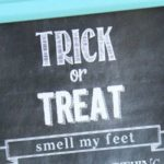 Trick-or-Treat FREE Printable {30 Days of Halloween – Day 4}