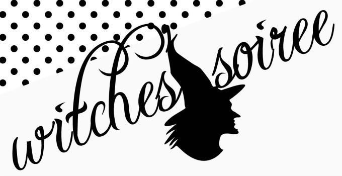 Witches Soiree FREE Printable Invitation {30 Days of Halloween – Day 27}