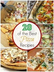 20 Pizza Recipes
