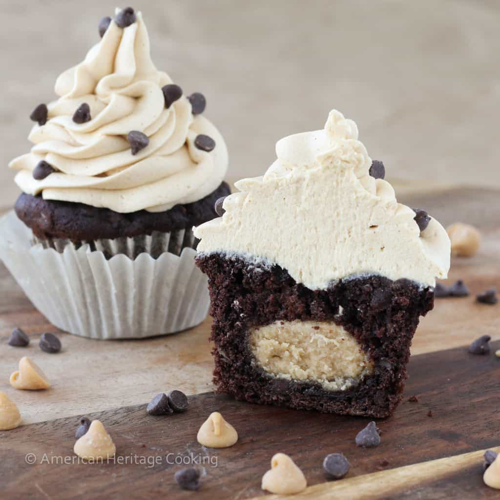 Peanut_Butter_Stuffed_Double_Chocolate_-Cupcakes_Peanut_Butter_Frosting-1404204008-1024x1024