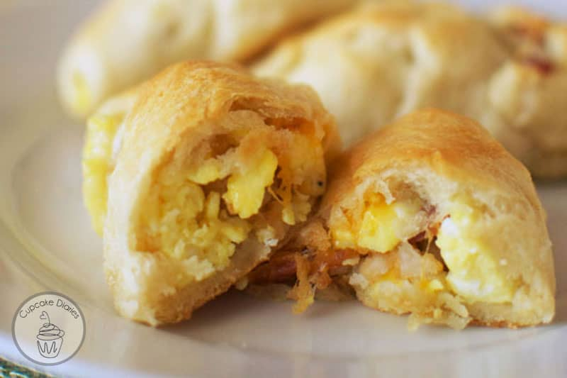 Breakfast Roll Ups