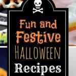 Fun and Festive Halloween Recipes
