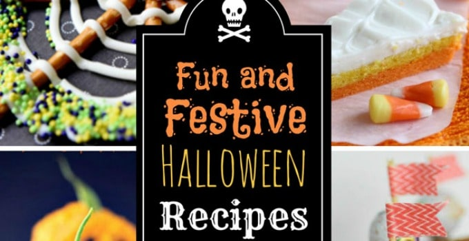 Fun And Festive Halloween Recipes Cupcake Diaries