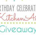 KitchenAid Stand Mixer Giveaway {I'm Turning 30!}