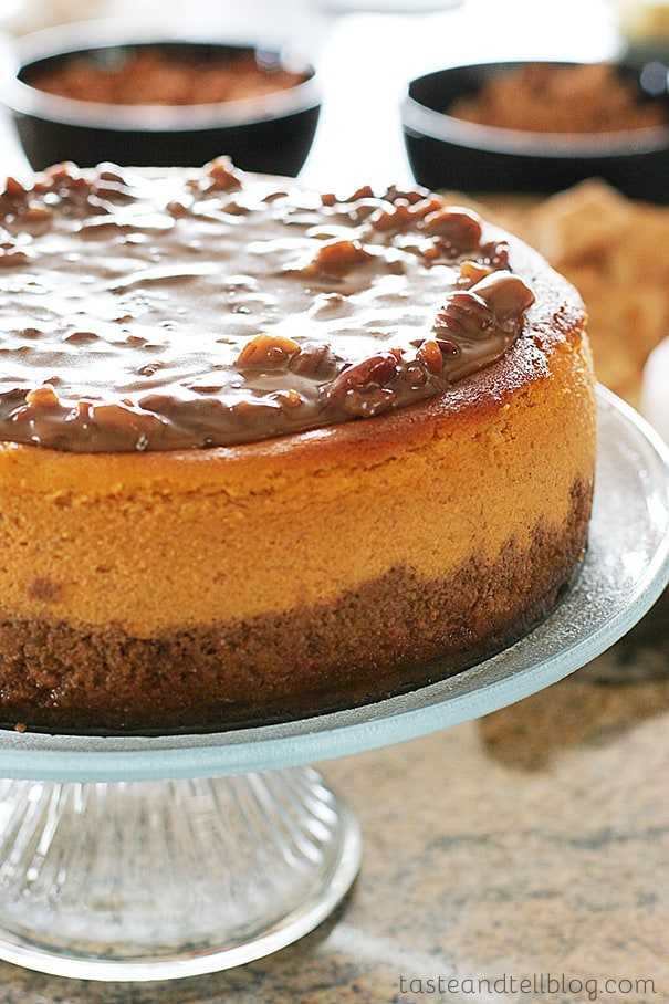 Larger-Than-Life-Praline-Cheesecake-recipe-Taste-and-Tell-2