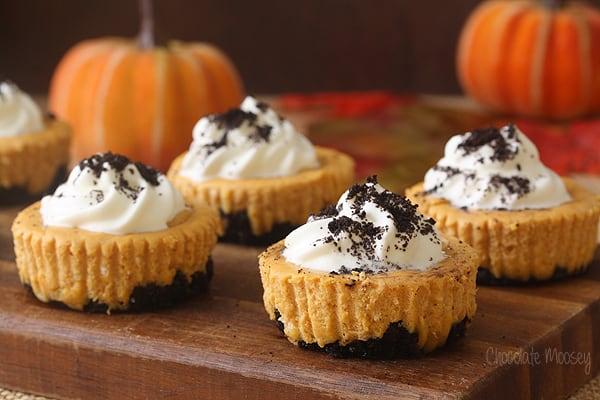 Mini-Pumpkin-Oreo-Cheesecakes-7686
