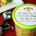 Cookie Dough Neighbor Gift with FREE Printable Tag