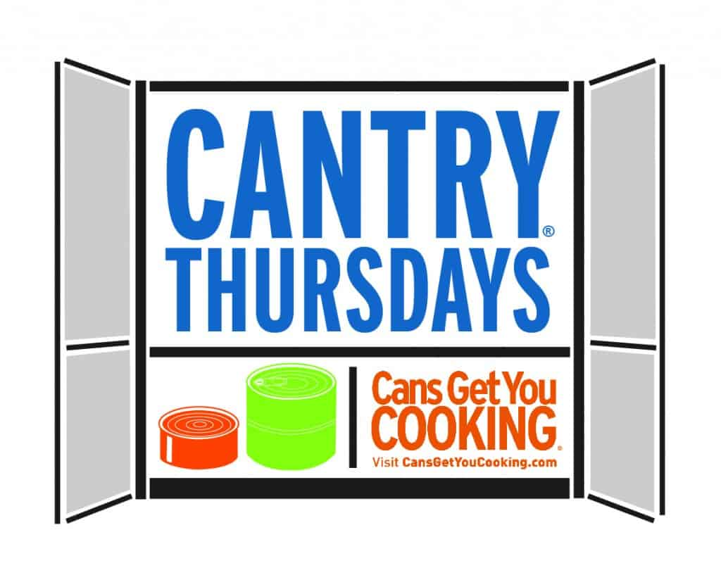 Cantry Thursdays - Cans Get You Cooking