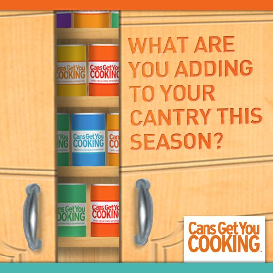 What are you adding to your cantry this season?