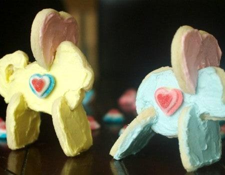 3-D Valentine Cookies