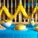 Minion Birthday Party {with FREE Printables!}