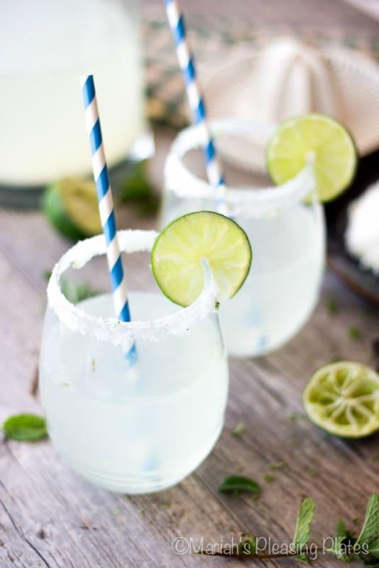Skinny Limeaid
