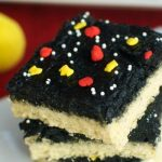 Mickey Mouse Sugar Cookie Bars