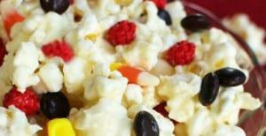 Gryffindor Popcorn