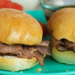 Mini French Dip Sandwiches – A Rhodes Kids Blog Recipe