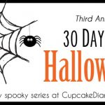 "Cupcake Diaries ""30 Days of Hallloween"" 2015 - Thirty days of Halloween recipes and printables!"