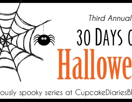 "Cupcake Diaries ""30 Days of Halloween"" 2015"
