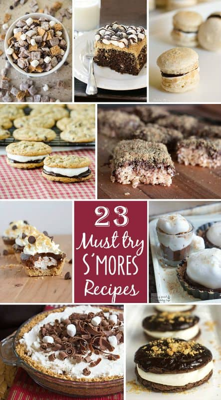 23 Decadent Must-Try S'more Recipes