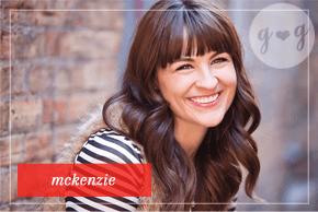 McKenzie from Girl Loves Glam