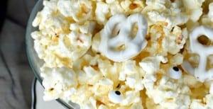 Skeleton Popcorn: 30 Days of Halloween – Day 5