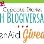 Cupcake Diaries 5th Blogiversary {Another KitchenAid Giveaway!}