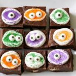 Marshmallow Monster Fudge: 30 Days of Halloween – Day 2