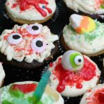Halloween Pop Rock Cupcakes: 30 Days of Halloween – Day 23
