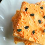 Halloween Sugar Cookie Bars: 30 Days of Halloween – Day 1