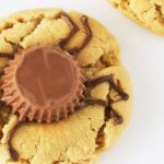 Peanut Butter Cup Spider Cookies: 30 Days of Halloween- Day 3